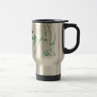 Excitation by Luminosity Travel Mug