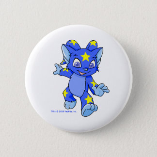 Excited Starry Acara Button