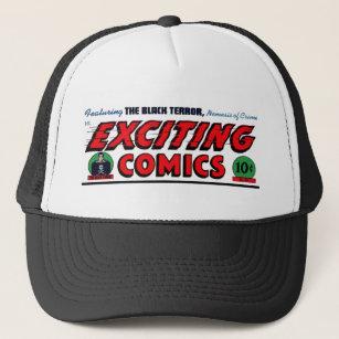 2994c222efc Golden Age Comics Baseball   Trucker Hats