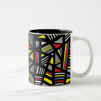 Exciting Sophisticated Cheerful Sweet Two-Tone Coffee Mug