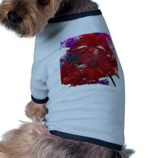 Exciting Spring Bouquet of Flowers Dog Clothes