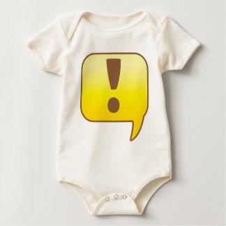 ¡Exclamación! Trajes De Bebé