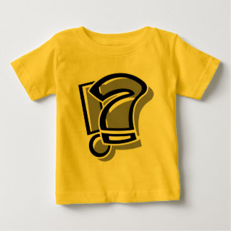 Exclamaquestion Mark Baby T-Shirt