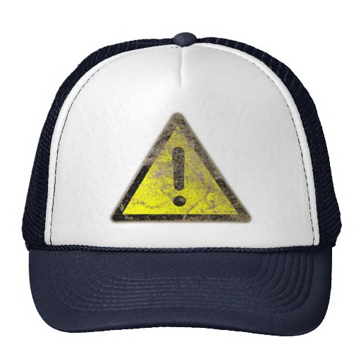 Exclamation Mark Hat