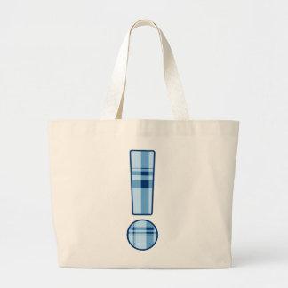Exclamation Point - jumbo bag