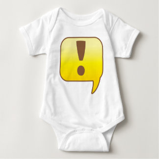Exclamation ! t shirt