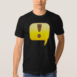 Exclamation ! tee shirts