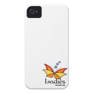 Exclusiva de Ladyes Funda Para iPhone 4