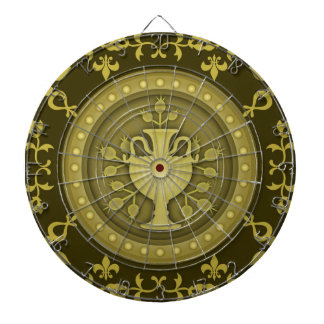 Exclusive and funny Ancient Design Dart Board Lis