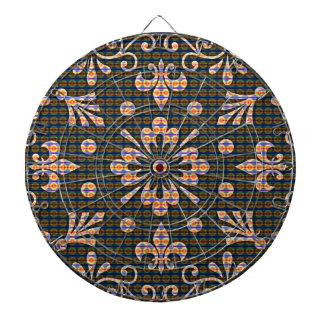 Exclusive and funny Medieval Design Dart Board
