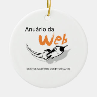 Exclusive articles - AnuarioDaWeb Ceramic Ornament