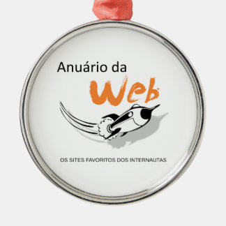 Exclusive articles - AnuarioDaWeb Metal Ornament