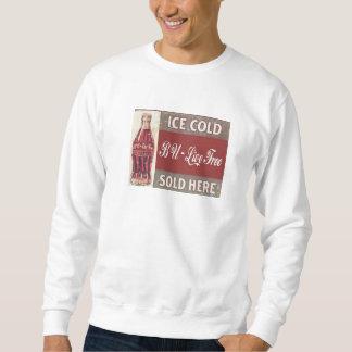 "Exclusive B. U. Live free ""Ice Cold"" Sweatshirt"