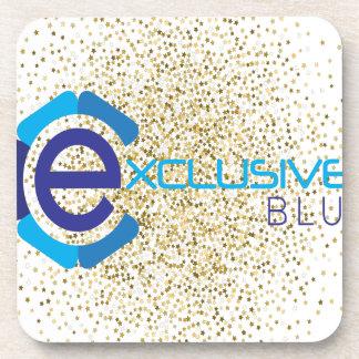 Exclusive Blu Beverage Coaster