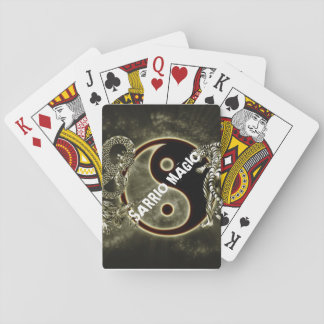 EXCLUSIVE classic letters of poker Poker Cards