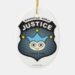 Exclusive Comic-Con 2010 Design Ornament