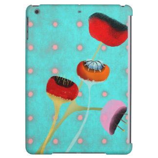 Exclusive Design Spring Ranunculus iPad Air Case