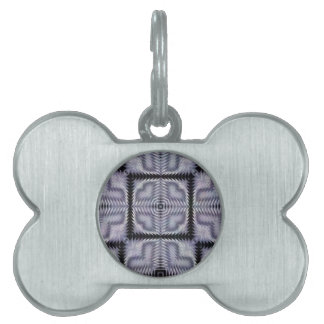 Exclusive Elegant texture Pet Tag