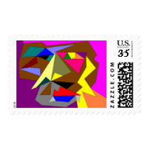 Exclusive fine art postage