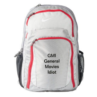 Exclusive GMI Backpack