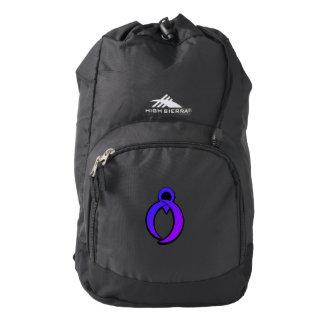 Exclusive IBP Purple Awareness Ribbon High Sierra Backpack