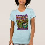 Exclusive Invaded! comic shirt (Women's)