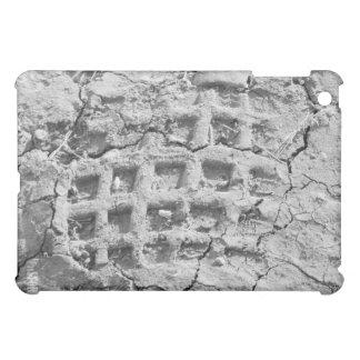 Exclusive iPad Case - Muddy Footstep
