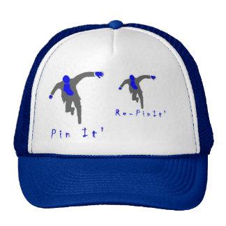 Exclusive Pin It CAP at zazzle.com/davyart* Trucker Hat