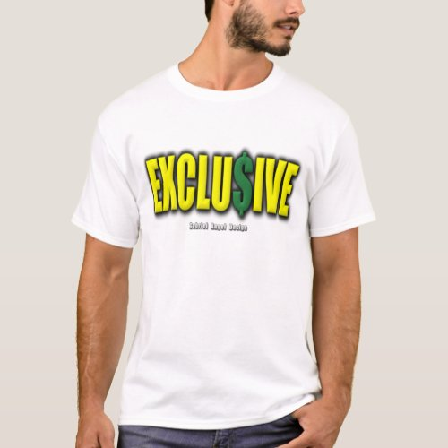 Exclusive T_Shirt