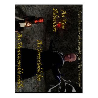 Exclusive Tae'anaryn fan items! Postcard