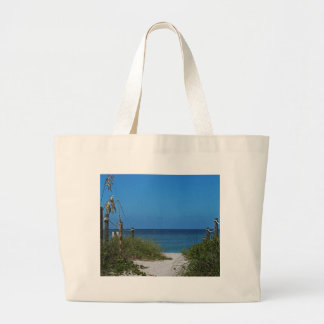 Exclusively Captiva Large Tote Bag