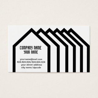 Exclusively original appearance minimal style business card