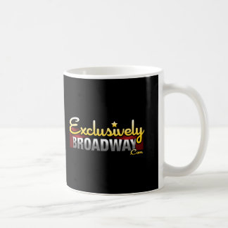 ExclusivelyBroadway.com Coffee Mug