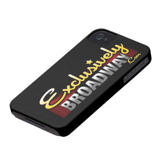 ExclusivelyBroadway.com iPhone 4 Case-Mate Cases
