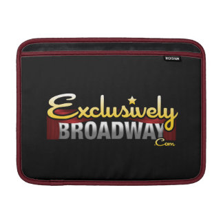 ExclusivelyBroadway.com Sleeve For MacBook Air