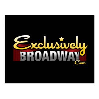 ExclusivelyBroadway com Postales