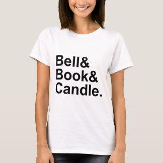 Excomunión del libro y de la vela de Bell por Playera