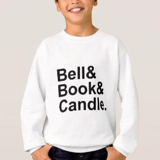 Excomunión del libro y de la vela de Bell por Sudadera