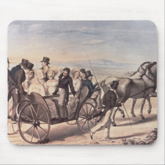 Excursion of the Schubertians from Atzenbrugg Mouse Pad