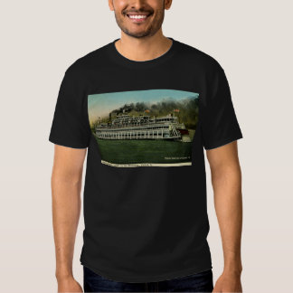 "Excursion Steamer ""Capitol"" on the Mississippi T-shirt"