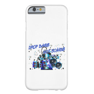 Excursion vs Weapons Drop Bass Not Bombs Barely There iPhone 6 Case