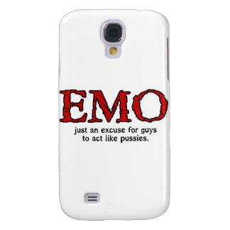 Excusa de Emo Funda Samsung S4