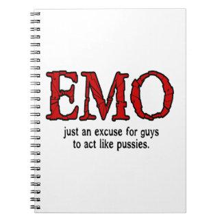 Excusa de Emo Notebook