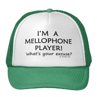 Excusa del jugador de Mellophone Gorra