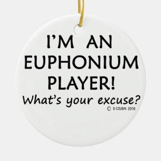Excusa del jugador del Euphonium Ornatos