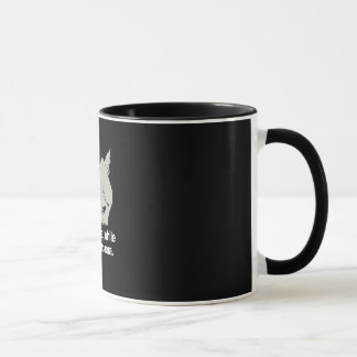 Excuse me while I take an Obama -.png Mug
