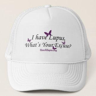 excusehat trucker hat