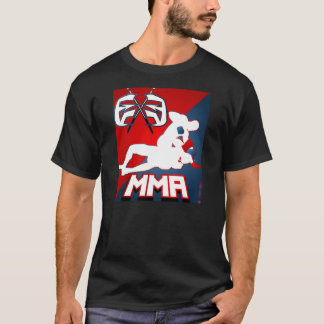 EXE MMA - Fight Flag T-Shirt