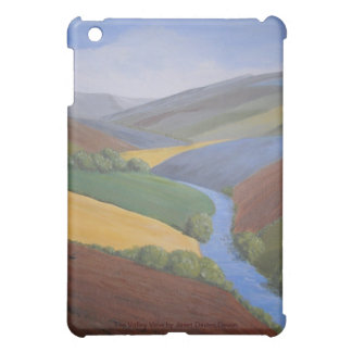 Exe Valley View by Janet Davies,Devon iPad Mini Cases