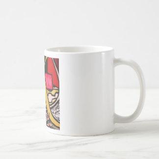 Execute the Meta Mind at the Prompt Coffee Mug